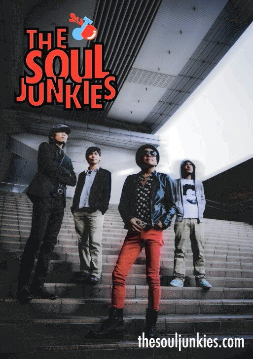 20150206_THE SOUL JUNKIES
